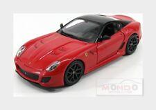 Ferrari 599 Gto 2010 Red BURAGO 1:24 BU26019R