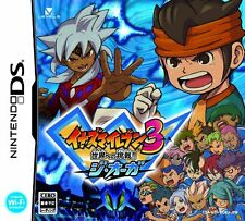 Used Nintendo DS Inazuma Eleven 3 The Ogre Japan Import (Free Shipping)