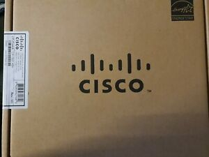 Brand new and sealed. Cisco UC Phone CP-7821-K9 - PoE IP Phone.