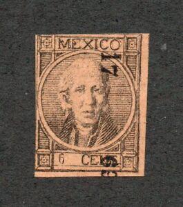 Mexico - Sc# 46 Mint no gum        /        Lot 0721213