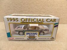 New 1995 1:25 Brookfield NASCAR Brickyard 400 Pace Car Chevy Monte Carlo