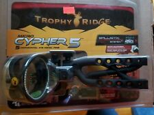 Trophy Ridge Micro Cypher 5 Black Sight As625