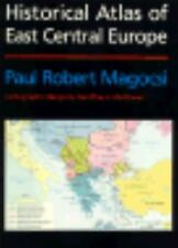 Historical Atlas of East Central Europe-ExLibrary