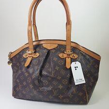 Authentic Louis Vuitton Tivoli GM Monogram M40144 Shoulder Bag Guaranteed LC304