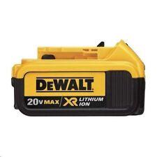 Dewalt DCB204 20V Max 4.0AH XR Lithium Ion Battery-***NEW***