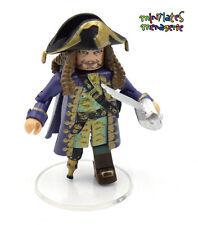 Pirates of the Caribbean Minimates Series 1 Barbossa