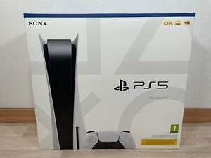 Sony Playstation 5 Spielkonsole 825GB Laufwerk Sofort Lieferbar vom Händler Neu