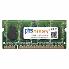 1GB RAM DDR2 passend für Dell Color Laser 2130cn SO DIMM Drucker-Speicher