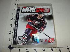 NHL 2K9 / Sony Playstation 3 (PS3) - 2K Sports - Rick Nash cover Playoff BEARDS!