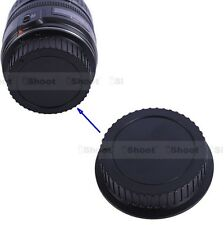 Arrière Cap Bouchon Cache Couvre Couverture Objectif pour Canon EF EF-S Lens
