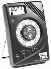 Qwik Tune QT7 Qwik Time Metronome  NIB!