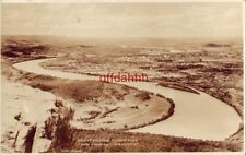 RPPC CHATTANOOGA, TENNESSEE FROM LOOKOUT MOUNTAIN Cline Studios 1935