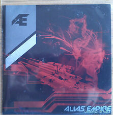 Alias Empire - Unexpected Falls Promo Album (CD 2009) Collectable CD