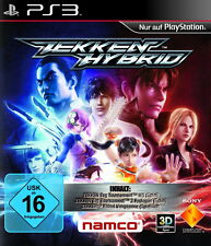 Tekken Hybrid (Tekken Tag Tournament HD / Tekken Blood Vengeance 3D) (Sony Play…