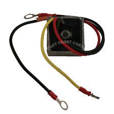 Club Car DS Gas Golf Cart 1992'-2007' Voltage Regulator 1027112-01, 1015777
