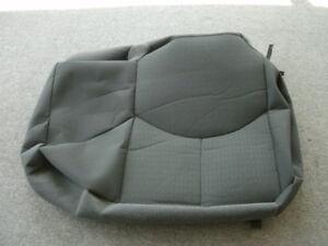 Mazda Tribute gray cloth left rear seat cover 05-06