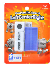 New Left Center Right Dice Game.