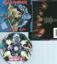 IRON MAIDEN-NO PRAYER FOR THE DYING-90/95-USA-CASTLE RECORDS 110-2-1CD ISSUE-M-