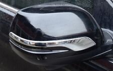 ABS Chrome Rearview Strip Side Mirror Covers Trim For Honda CR-V CRV 2012-2016