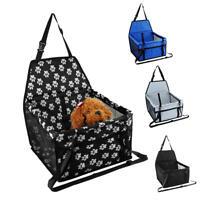 Hammock Cage Car Copilot Seat Pet Mat Bag Travel Seat Dog Protector Carrier