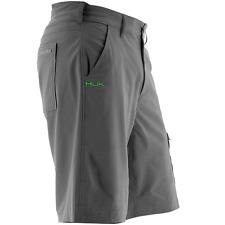 Huk Performance Fishing Nxtlvl Shorts Extra Large Charcoal H2000011cgyxl