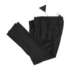 Maison de Widow Hommes Léger Pantalon Noir