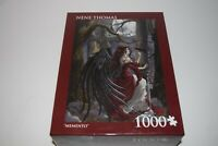 Nene Thomas MEMENTO 1000 Pc Puzzle Forest Fairies Gothic Fantasy by Andrews + Bl
