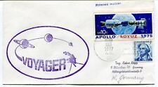 1977 Apollo Soyuz 1975 Voyager US 10 Planets Satellite SAT SPACE NASA