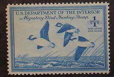 Scott RW15 - $1 1949 Duck Stamp - MNH - Clean Copy - SCV $60.00