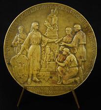 Médaille royaume de Roumanie Romania Ion I C Brătianu 1925 réforme agraire medal