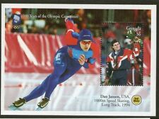 Olympics Caribbean Stamps