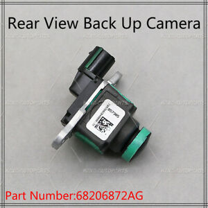 For 2014 2015 Dodge Durango Reverse Rear View Back-Up Camera 68206872AG