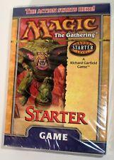 MTG Starter 1999 - 2 Player Starter Set - Factory Sealed! - Booster