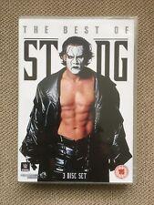WWE WWF WCW THE BEST OF STING 3 Disc Set DVD