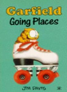 Garfield - Going Places (Garfield Pocket Books),Jim Davis