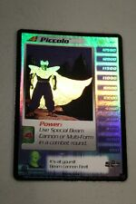 Dragon Ball Z Piccolo Ultra Rare Holo Foil Card 2000 Score/Birdhouse NM CCG NICE
