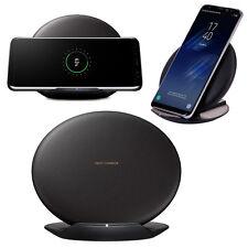 Qi Fast Wireless Induktive Ladestation Schnell Ladegerät Für Samsung Galaxy S8