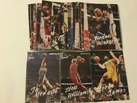 2019-20 Chronicles Basketball LUMINANCE Complete 30 Card Set ZION JA RC THE DUNK