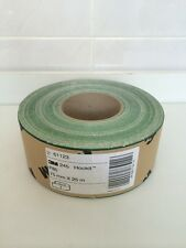 3M245 HOOKIT GREEN ROLL 75mm X 25m P80GRIT (61123)