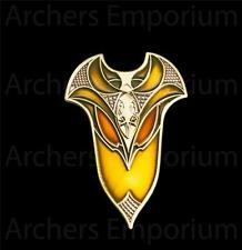 Elven Shield Collectors Pin Badge. Hobbit, LotR. Weta Collectables. New