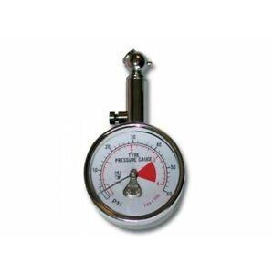 Manomètre à aiguille - contrôle pression des pneus moto Bihr L35-114