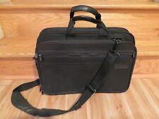 "Briggs & Riley Laptop Executive Bag 18"" Wide 14"" Tall w/Strap"