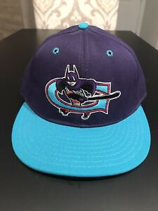 Greensboro Bats Fitted Pro-Line Cap Hat 7 1/8 NWT Vintage Made In USA Yankees