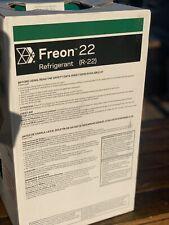 R22 Refrigerant 30lb New Free Shipping