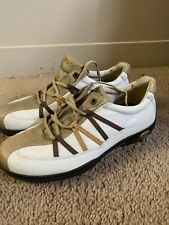 Womens ECCO Leather Golf Shoes 38 US 7/7.5 $150+