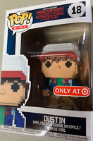 Funko Pop Stranger Things Set Mike Lucas Dustin Eleven Rare Target Exclusive New