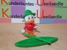 Steckfiguren Donald und seine Freunde auf Safari  EU1989 Neffe mit Boot+Paddel