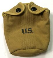WWI WWII US M1910 CANTEEN CARRY COVER