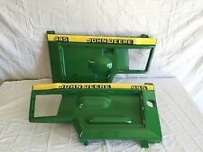John Deere 445 Side Panels And Decals for Serial #'s Above 070001