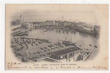 Alger La Sante & l'Anse de l'Amiraute 1902 U/B Postcard 343a ^